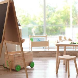 pre-K4 classrooms