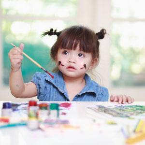 preschool art classes