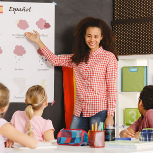 preschool foreign language Virginia Beach